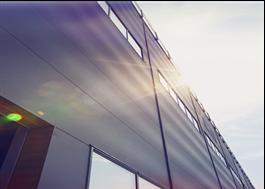 Ny beläggning förbättrar byggnaders energieffektivitet