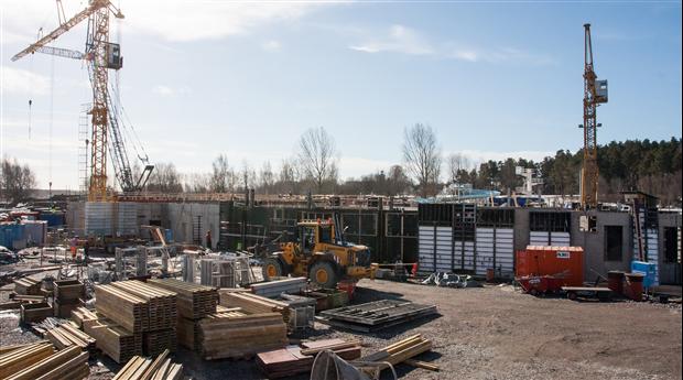 Positiv trend bruten i byggvaruhandeln