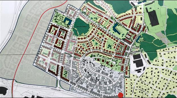 Kärvare läge på byggmarknaden runt 2020. Foto Harald Holm