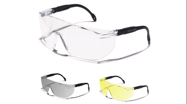 Skyddsglasögonen Zekler