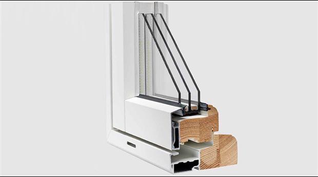 Fönster för tuffa väderföthållanden