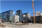 Ökad fart i delar av den nordiska byggkonjunkturen Foto: Harald Holm