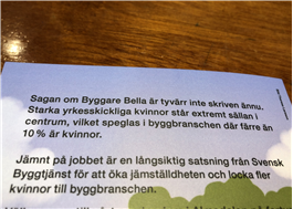 Byggare Bella utgiven av Svensk Byggtjänst