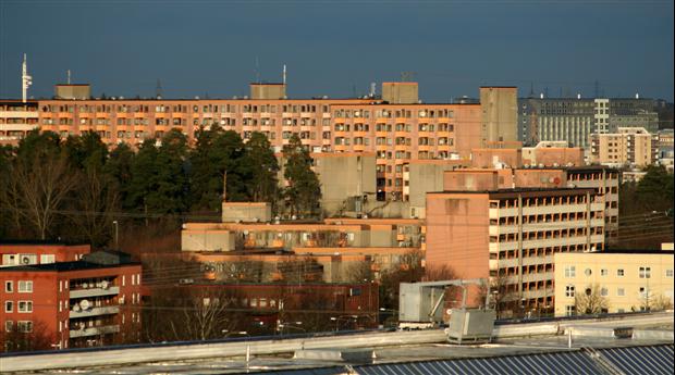Järvalyftet, Rinkeby