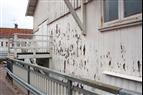 Fortsatt hög aktivitet för underhåll av flerbostadshus. Foto: Anders Wester