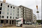 Fallande husbyggnadsinvesteringar