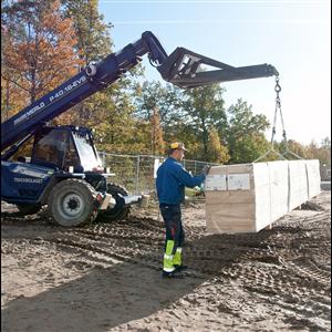 Byggmaterialvärdet minskar efter de tre första kvartalen 2018. Foto: Anders Wester