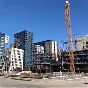 Splittrad byggmarknad i norden