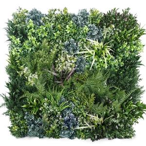 Konstgjord växtvägg i svåra miljöer