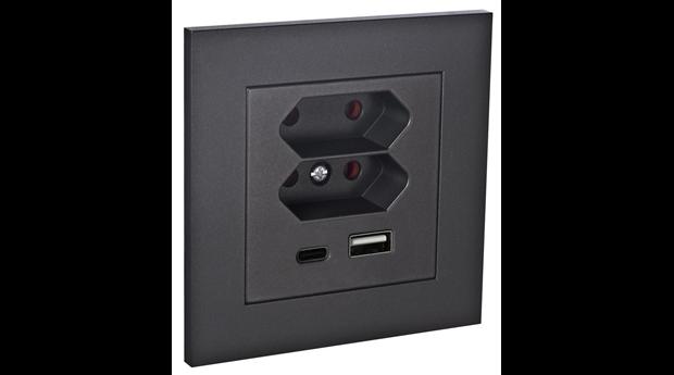 Nya väggkontakter för USB-C