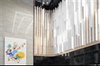 Vertikal akustikbaffel