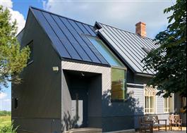 Estniskt bostadshus