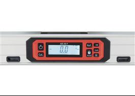 Flex Digitalt vattenpass, display framsida