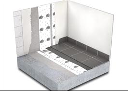 SK 100 W Radonskydd för källare och våtutrymmen