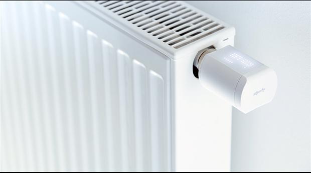 Radiatortermostat för Smarta hem