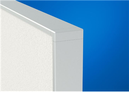 Hygiene Performance Care Wall med Connect Thinline-profil