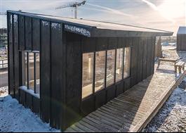 Visningshus i Lund