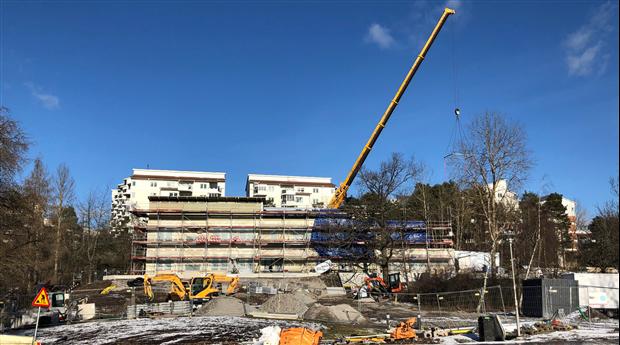 Svag byggkonjunktur enligt Navet Analytics konsultenkät