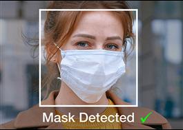H-Sense M. Kontroll av ansiktsmask