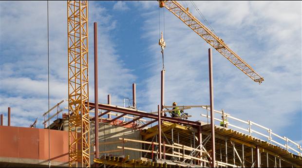 Stark inledning för husbyggnadsinvesteringar. Foto Anders Wester
