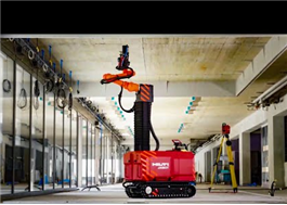Hilti Jaibot semi-automatisk borrobot