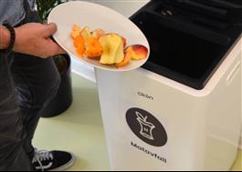 Smart Bins kompostmaskin