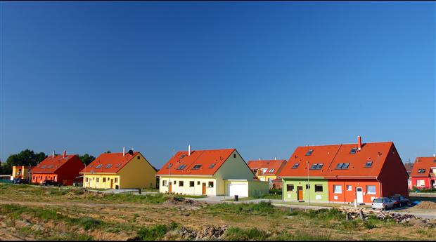 Skåne i topp bland storstadslänen när det gäller husbyggnadsinvesteringar