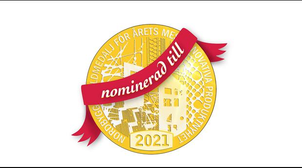 Dags att utse vinnaren av Nordbyggs guldmedalj 2021
