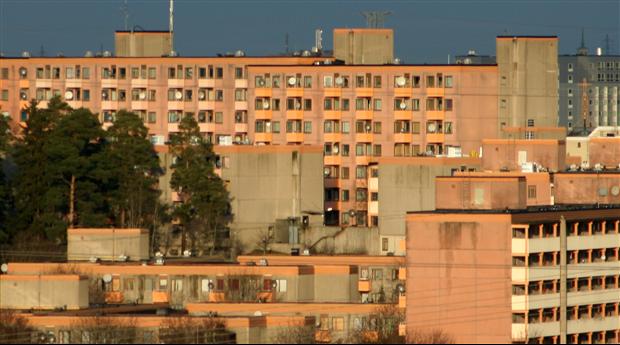 Ombyggnationen av flerbostadshus minskade 2020 enligt Navet Analytics
