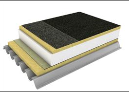 SikaBit® PRO T-625 och SikaBit® PRO T-645 i 2-lags tätskiktssystem