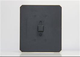 Skyddslocken CE-märkt och tillverkat av återvunnen PP-plast