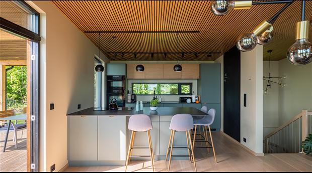 Gustafs Lamellow Akustikpanel för hem och kontor