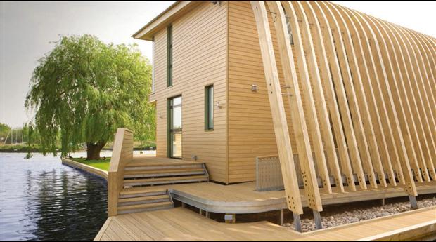 Hållbart, stabilt och miljövänligt trä