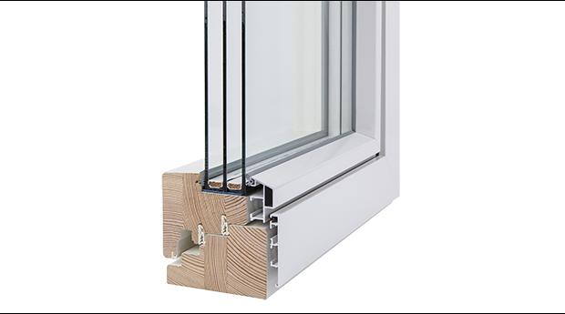 Energieffektivt designfönster