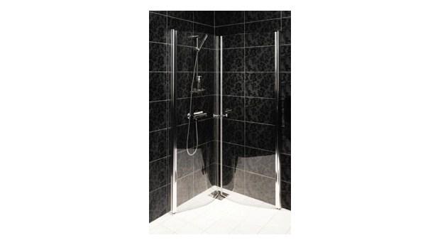 Nya duschväggar enklare att göra rena