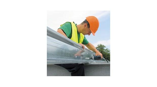 Montering av stålkonstruktioner utan bricka och mutter
