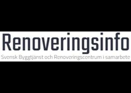 Renoveringsinfo