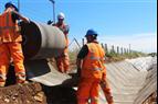 Rullbar betong lanseras i Sverige