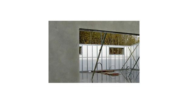 Klimatanpassat väggelement av betong
