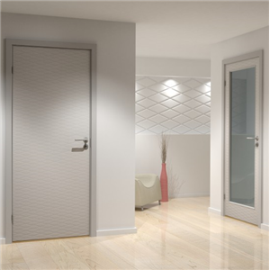 Swedoor lanserar dörr med både 3D-effekt och mjuk stängning