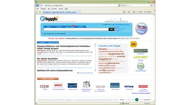 Bygglo Plus med flera funktioner