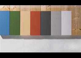 Silikatfärg för trä