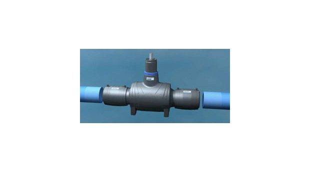 Avstängningsventil av polyeten hindrar korrosion