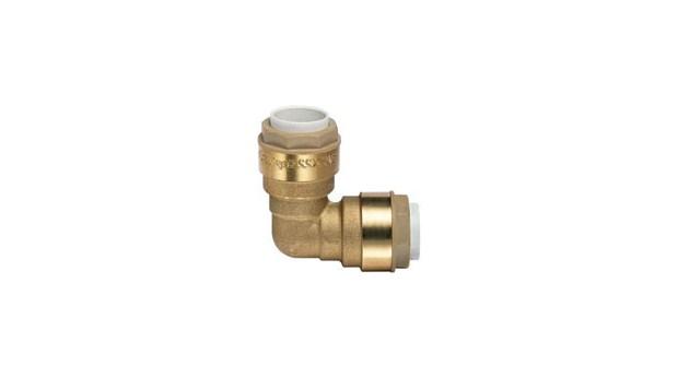 Snabbmonterade kopplingar för koppar- och PEX-rör