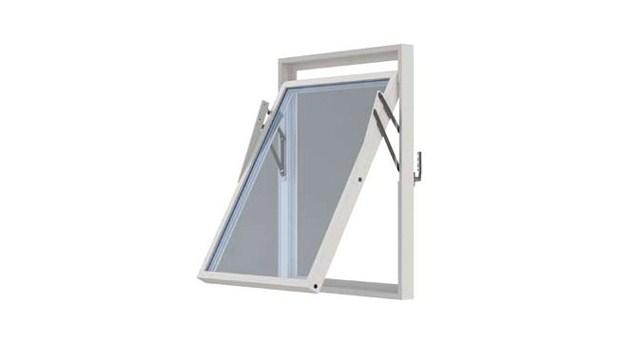 Spar energi med vändbart fönster