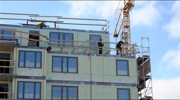 Tillväxtkommuner skruvar upp takten i bostadsbyggandet