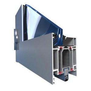 Ny generation branddörrar i aluminium