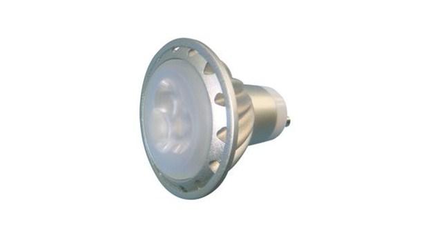 Dimbar lysdiodlampa sänker elanvändningen