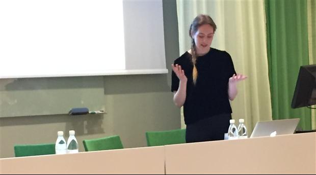 Anna Glansén, Tomorrow Machine