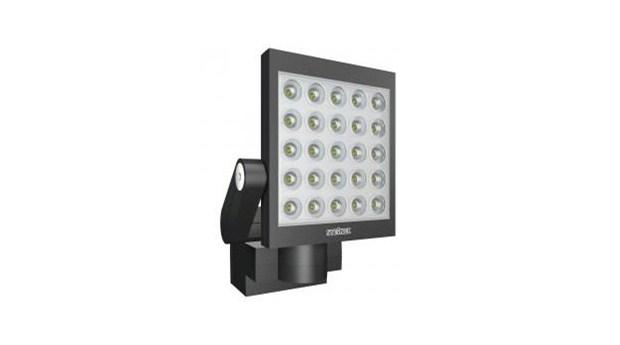 Lägre energianvändning med LED-strålkastare